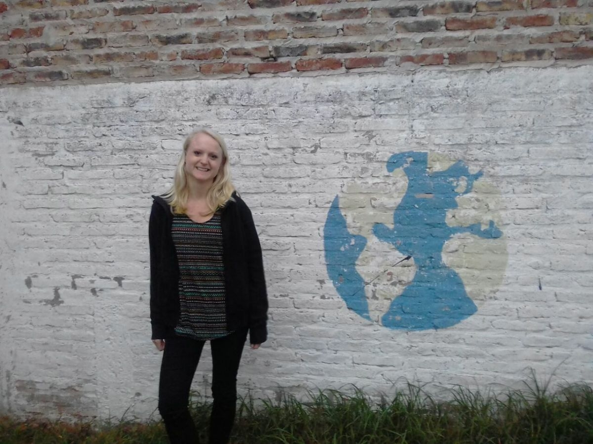 Interview with Therese, a volunteer from Stockholm